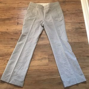 Banana Republic 718 stone trousers size 10 Martin